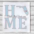 Home State FL Quick Stitch Designs Florida